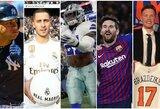 Top 50: vertingiausios sporto komandos pasaulyje