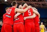 Vengrija dėl koronaviruso atvejų traukiasi iš FIBA burbulo