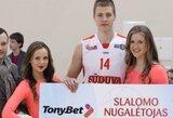 """NKL """"Slalomo"""" konkurse triumfavo D.Sabeckis"""