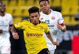 """""""Man Utd"""" ir """"Borussia"""" duelis dėl J.Sancho: """"raudonieji velniai"""" atsisakė kitų planų"""