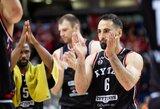 """R.Stipčevičius: """"Žalgiris"""" žaidė vieną geriausių krepšinį per paskutinius tris mėnesius Europoje"""""""