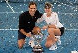 R.Federeris nepaliko vilčių ketvirtajai pasaulio raketei, šveicarai vėl laimėjo Hopmano taurę