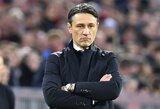 """N.Kovačas atskleidė sulaukęs Rafinhos atsiprašymo: """"Niekas negali būti aukščiau už klubą – negalima taip kritikuoti trenerio"""""""