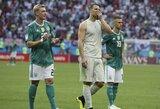 """M.Neueris: """"Net jeigu būtume išėję toliau, varžovai mūsų nebijotų"""""""