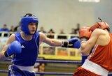 Klaipėdoje tęsiasi Lietuvos vyrų ir moterų bokso čempionatas