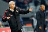 """""""Nice"""" treneris gali perimti """"Borussia"""" vairą"""