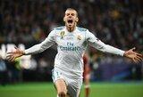 """G.Bale'o agentas: """"Prieš apsispręsdami dėl ateities ketiname palaukti ir sužinoti Z.Zidano planus"""""""