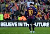 """""""Barcelona"""" ketina svarstyti idėją sužaisti """"La Ligos"""" rungtynes Kinijoje"""