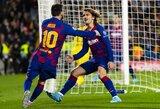 E.Valverde negailėjo liaupsių L.Messi ir kitiems savo auklėtiniams
