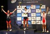 Pasaulio jaunių plento dviračių čempionate E.Manikaitė finišavo 29-a