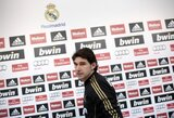 """A.Karanka: """"Real"""" nusipelnė tapti Ispanijos čempionais"""""""