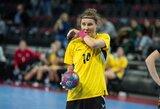 Lietuvos moterų rankinio rinktinė nusileido kaimynėms iš Lenkijos