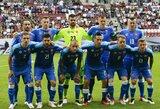 Paaiškėjo galutinė Slovakijos rinktinės sudėtis Europos čempionatui