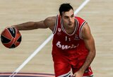 """""""Olympiacos"""" turnyre Valensijoje iškovojo trečiąją vietą"""