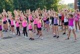 Vaikų sportinių įgūdžių lavinimas vasaros stovykloje šeimoms neužkrovė finansinės naštos