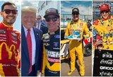 Top 10: daugiausiai uždirbantys NASCAR lenktynininkai