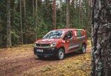 V.Milius apvažiavo aplink Lietuvą – 1640 km žvyrkeliais su furgonu
