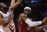 NBA atkrintamųjų varžybų pradžioje žadami lengvi favoritų pasivaikščiojimai