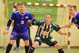 Lietuvos rankinio čempionato lyderiai tolsta nuo persekiotojų