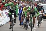 Klasikinėse dviračių lenktynėse Olandijoje G.Bagdonas užėmė antrą vietą