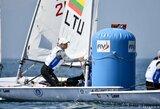 Keturi Lietuvos buriuotojai pradeda kovą dėl Europos čempionų titulo