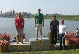 Baidarių ir kanojų irklavimo varžybose Italijoje triumfavo penki lietuviai (papildyta)