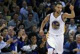 ESPN geriausių visų laikų NBA įžaidėjų reitinge S.Curry skyrė ketvirtąją vietą