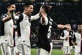 """""""Juventus"""" namuose susitvarkė su """"Bologna"""""""