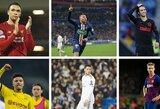 L.Messi įvardijo 15 jaunųjų žaidėjų, kuriems prognozuoja šviesią ateitį
