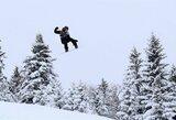 Pasaulio snieglenčių sporto taurės etape – geriausias M.Morausko karjeros pasirodymas
