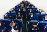Užsakomasis skrydis Dakaro dalyviams – aplinkybių padiktuota išeiti