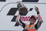 Įspūdingą pergalių seriją tęsiantis M.Marquezas Indianapolyje pakartojo visų laikų rekordą