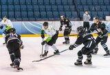 """Geležinę gynybą principinėje akistatoje demonstravęs """"Kaunas Hockey"""" – per žingsnį nuo triumfo reguliariajame sezone"""