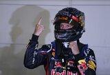 S.Vettelis Japonijos GP lenktynėse turi nebaigtų reikalų