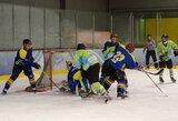 Atvirajame Lietuvos ledo ritulio čempionate – Kaliningrado komandos pergalė ir A.Nekerovo šou