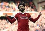 """""""Liverpool"""" tvarkaraštį įvertinęs M.Salah: """"Turime laimėti, laimėti, laimėti"""""""
