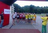 """Pirmą kartą sostinėje įvyko 100 km ultramaratonas """"Baltic Cup"""""""