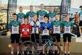 Du Lietuvos dviratininkai – Baltijos šalių talentų komandoje
