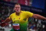 Vasarą turėjęs vykti Europos lengvosios atletikos čempionatas –atšauktas