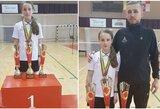 Čempionate Tauragėje – kylančios Lietuvos badmintono žvaigždės dominavimas