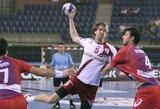 Pirmasis A.Malašinsko komandos taškas EHF Čempionų lygoje