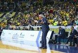 Turkijoje įvedamas karantinas, bet čempionatas nėra stabdomas