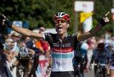 """Trečiajame """"Tour de Luxembourg"""" dviračių lenktynių etape lietuviai tarp lyderių nepateko"""