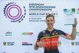 J.Maišelis iškovojo 5-ą vietą Europos čempionate