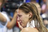 Po IOC sprendimo rusai lieja ašaras ir nori sugrįžti į 1984 m. (papildyta)