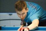 P.Labučio pasirodymas paskutiniame sezono Euroturo turnyre baigėsi netikėtai anksti