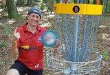 Lietuviai gerina savo žaidimą Europos diskgolfo čempionate