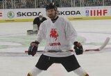 """M.Kieras renkasi """"Hockey Punks"""""""