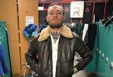 C.McGregoras pralaimėjo teismą ir privalės sustabdyti savo drabužių pardavimus