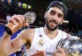 Ispanijos čempionato finalo serijos MVP tapęs F.Campazzo patraukė NBA klubų dėmesį